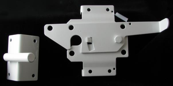 Vinyl Mart Direct Gate Hardware For Vinyl Fence